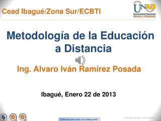 Cead  Ibagué/Zona Sur/ECBTI