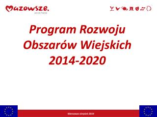 Warszawa  sierpień 2014
