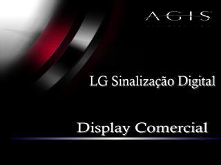 Display Comercial