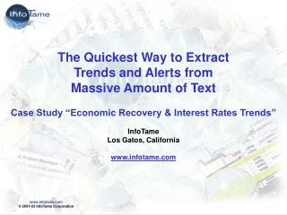 InfoTame Los Gatos, California infotame