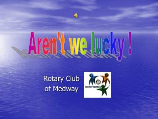 Rotary Club of Medway