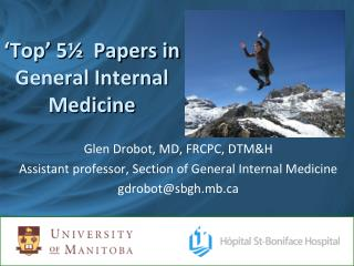 'Top'  5½   Papers in General Internal Medicine