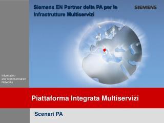 Piattaforma Integrata Multiservizi