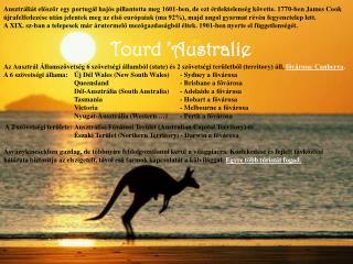 Tourd'Australie