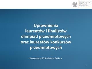 Egzamin gimnazjalny od 2012 r. Część pierwsza – humanistyczna: zakres języka polskiego