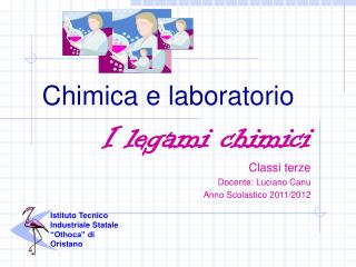 Chimica e laboratorio
