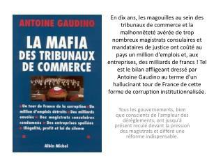 Réagir  LECADRE Renaud «Profondément viciés, profondément vicieux.» François  Colcombet ,