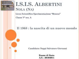 I.S.I.S.  Albertini  Nola ( Na )