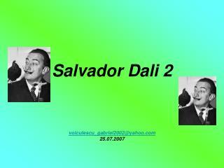 Salvador Dali 2