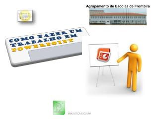 Agrupamento de Escolas de Fronteira
