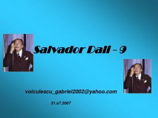 Salvador Dali - 9
