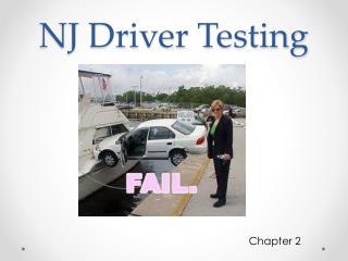 NJ Driver Testing