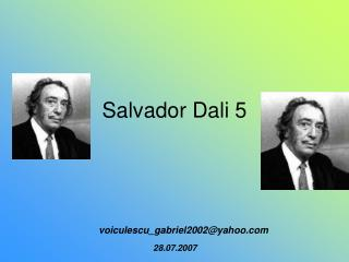 Salvador Dali 5