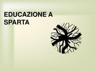 EDUCAZIONE A SPARTA