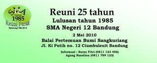 2 Mei 2010 Balai Pertemuan Bumi Sangkuriang  Jl. Ki Putih no. 12 Ciumbuleuit Bandung