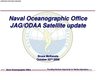 Naval Oceanographic Office JAG