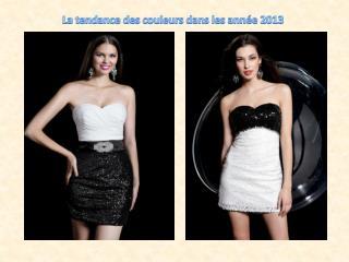 robe en 2013