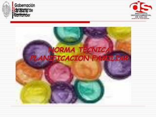 NORMA TECNICA  PLANIFICACION FAMILIAR