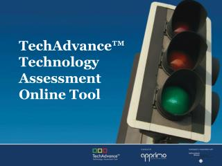 TechAdvance™ Technology Assessment Online Tool