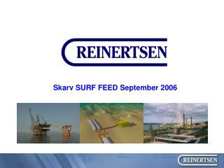Skarv SURF FEED September 2006