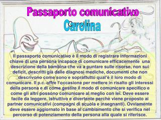 Passaporto comunicativo