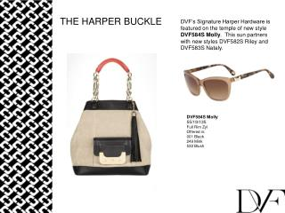 THE HARPER BUCKLE
