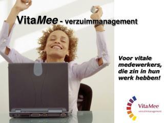 Vita Mee  -  verzuimmanagement