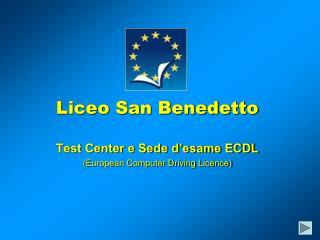 Liceo San Benedetto