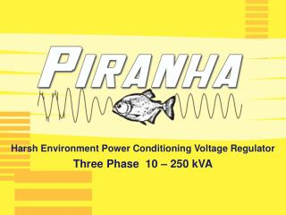 Harsh Environment Power Conditioning Voltage Regulator