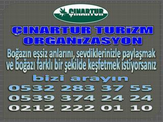 ÇINARTUR  TURiZM ORGANiZASYON