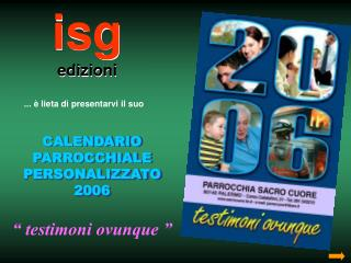 isg edizioni
