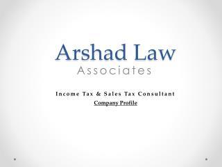Arshad  Law