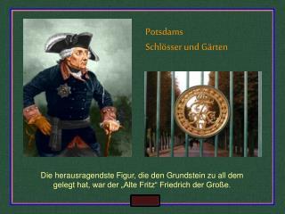 Potsdams Schlösser und Gärten