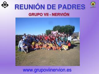REUNI�N DE PADRES