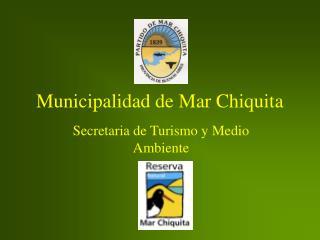 Municipalidad de Mar Chiquita