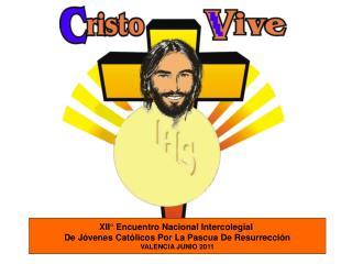 XII° Encuentro Nacional Intercolegial  De Jóvenes Católicos Por La Pascua De Resurrección