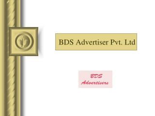 BDS Advertiser Pvt. Ltd