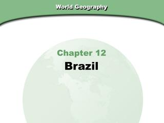 World Geography