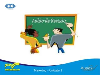 Marketing – Unidade 3