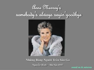 Anne Murray's