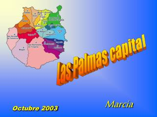 Las Palmas capital