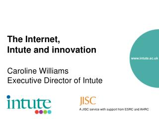 The Internet,  Intute and innovation