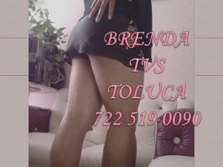 BRENDA TVS TOLUCA 722 519 0090