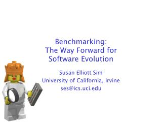 Benchmarking:  The Way Forward for  Software Evolution