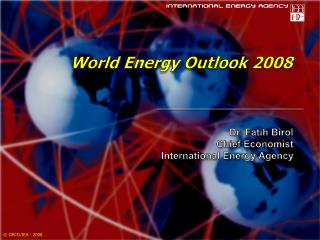 World Energy Outlook 2008