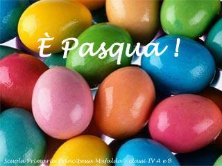 È Pasqua !