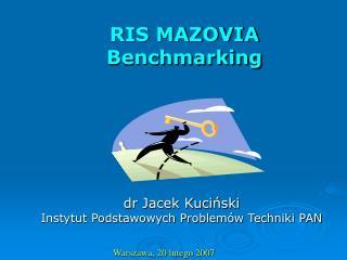 RIS MAZOVIA Benchmarking
