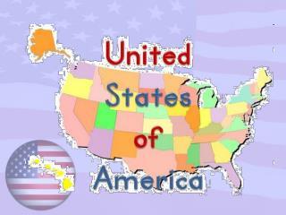Gli USA presentano un territorio molto vasto che confina con: