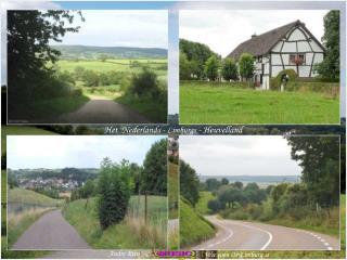 Het  Nederlands -  Limburgs  - Heuvelland