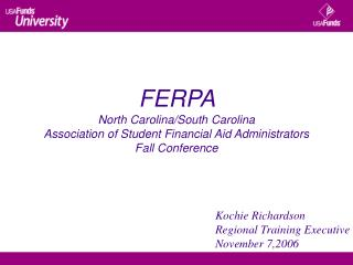FERPA                                               North Carolina